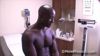 Black Muscle Physical Exam